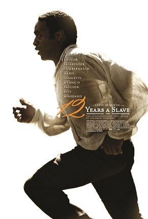 2013 12 Years a Slave movie poster