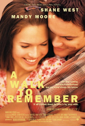 2002 A Walk to Remember movie poster