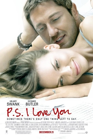 2007 P.S. I Love You movie poster