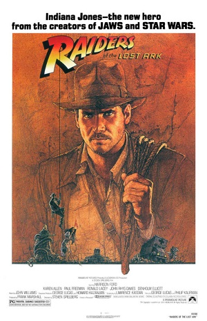 Indiana Jones: Raiders of the Lost Ark movie poster