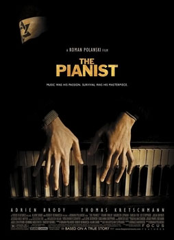 2002 The pianist movie poster