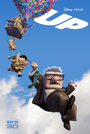 2009 Up movie poster